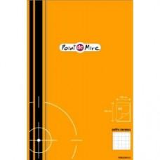 Bloc notes Point de mire A5 160 pages 80 g