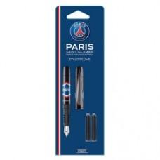 Mini stylo plume PSG sous blister