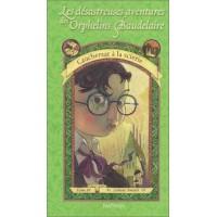 Les Désastreuses Aventures des orphelins Baudelaire, tome 4 : Cauchemar à la scierie