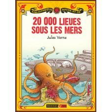20000 lieues sous les mers Jules Verne (Auteur)