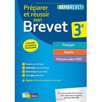 Préparer et réussir son Brevet - Nouveau programme 2016