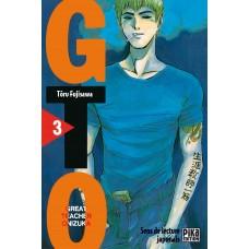 GTO , tome 3