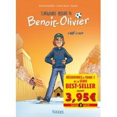 BENOIT-OLIVIER BD T01 - Offre découverte: Waf le chien