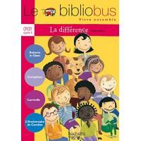 Le bibliobus, CP-CE1, cycle 2: vivre ensemble