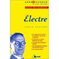 """Jean Giraudoux, """"Électre"""""""