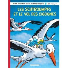 Les Schtroumpfs et le vol des cigognes