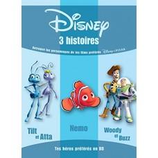 Les films Pixar