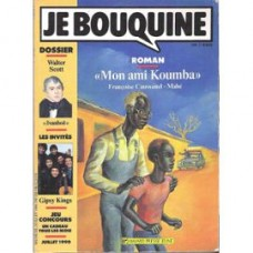 je bouquine N° 77 : mon ami Koumba