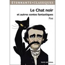 chat noir et autres contes fantastiques, Le de  Edgar Allan Poe