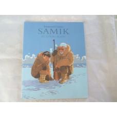 Samik et l'ours blanc de  Cerisier, Emmanuel