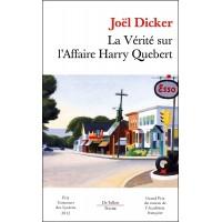 La vérité sur l'affaire Harry Quebert: roman