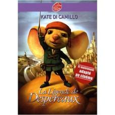 La légende de Despereaux de  Dicamillo, Kate