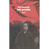 Satin grenadine de  Desplechin, Marie