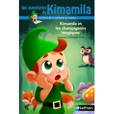 Kimamila et les champignons magiques