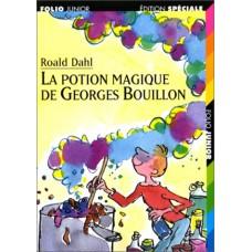 La Potion magique de Georges Bouillon de  Dahl, Roald