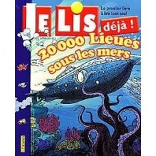 Je lis déjà! N°246  20 000 lieues sous les mers